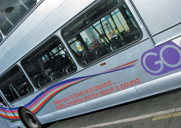 Bus livery