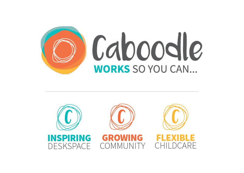 Caboodle works so you can...