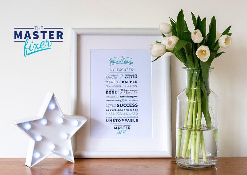 The Masterfixer Manifesto